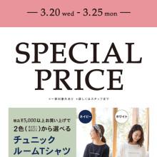 ☆春のプレゼントフェア!☆