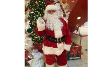 【イベント】ひと足先にメリークリスマス♪  サンタクロースフォトイベント