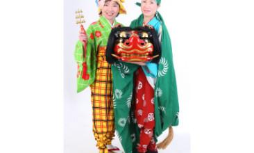 【イベント】お正月の縁起物 新春!獅子舞イベント